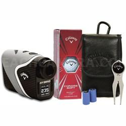 300 Laser Rangefinder Golf Hybrid Laser and GPS Rangefinder (OPEN BOX)