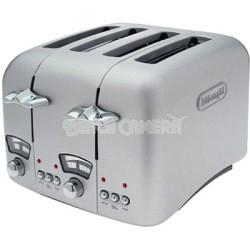4-Slice Retro Toaster