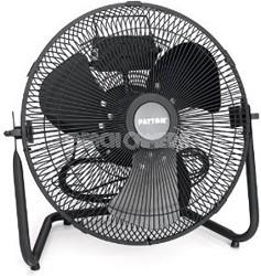 "14"" High Velocity Floor Fan, PHV14P-U, Black"