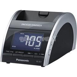 RC-DC1 iPod Clock Radio Docking Speaker System