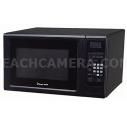 1.1 Cu. Ft. 1000-Watt Microwave Oven in Black - MCM1110B