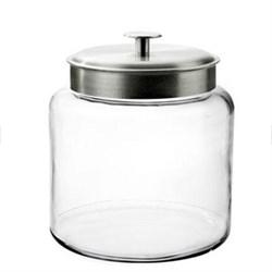 1.5-Gallon Montana Jar with Brushed Metal Lid - 95506