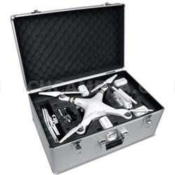 Aluminum Custom Fit Carrying Case for DJI Phantom 3 - OPEN BOX