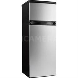 Designer 7.3 Cu.Ft. Apartment Size Refrigerator - DPF073C1BSLDD