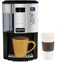 DCC-3000 - Coffee on Demand 12-Cup Programmable Coffeemaker w/ Copco 16oz. Mug