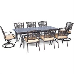 Traditions 9-Piece Dining Set - TRADDN9PCSW-2