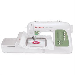 SEQS 6000 Futura Sewing & Embroidery Machine - OPEN BOX