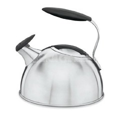 CTK-25SOL Solace Stainless 2-1/2-Quart Teakettle