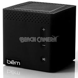 Bluetooth Mobile Speaker for Smartphones Black Manufacturer Refurbished