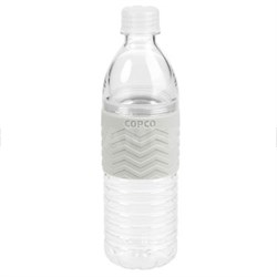 Hydra Bottle Chevron 16.9 Ounce, Grey