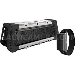 Tough XL Portable Waterproof Speaker w/ Bluetooth + Remote Control