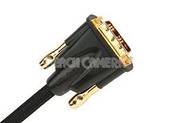 DVI400 Super-High Performance DVI-D Video Cable for HDTV 2 Meter (6.56 ft.)