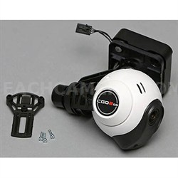 CGO2+ 3-Axis Gimbal Camera w/5.8GHz Digital Video Downlink, US