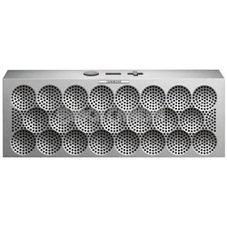 MINI JAMBOX Wireless Bluetooth Speaker - Silver Dot