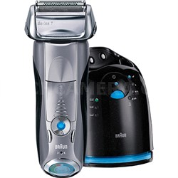 Series 7 790cc-4 Cordless Electric Foil Shaver w/Charge Station (OPEN BOX)