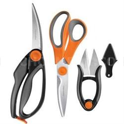 3 Piece Heavy Duty All Purpose Fast Prep Kitchen Shears Set - 510061-1001
