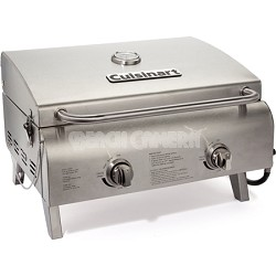 CGG-306 Chef's Style Stainless Tabletop Grill - OPEN BOX
