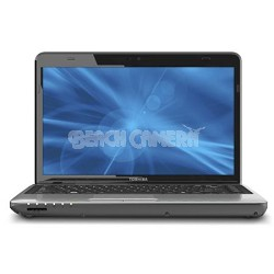 "Satellite 14.0"" L745D-S4352 Notebook PC - AMD Dual-Core E-450 Accel. Proc."
