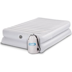 Sleep Basics Elevated Queen Bed