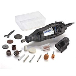 200-1/15 Two-Speed Rotary Tool Kit - OPEN BOX