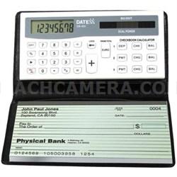 Memory Checkbook Calculator (DB-403)