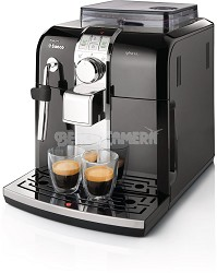 Syntia Focus Automatic Espresso Machine Black finish HD8833/47- Refurbished