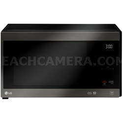 1.5 Cu. Ft. NeoChef Countertop Microwave in Black Stainless Steel (OPEN BOX)