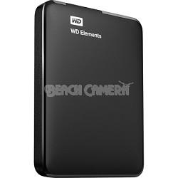 1TB WD Elements Portable USB 3.0 Hard Drive Storage