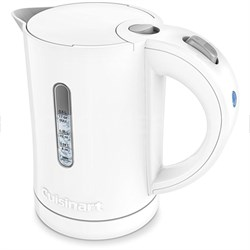 CK-5W Electric QuicKettle, White