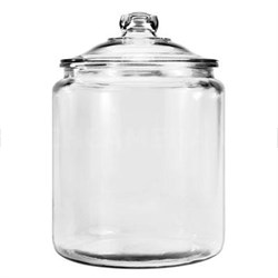 2gal Heritage Hill Jar w Cover