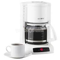 AR12 12-Cup Switch Coffeemaker (White)