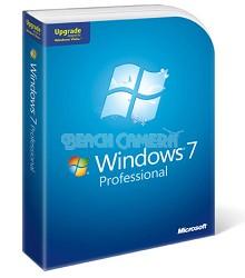 Windows 7 Professional Upgrade - FQC-00130