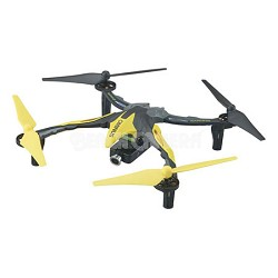 Ominus FPV UAV Quadcopter RTF, Yellow With Live View Video Camera