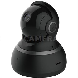 Dome Camera 1080p HD Wireless IP NightVision Security Surveillance System, Black