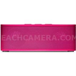 Superior Sound Soundbrick Bluetooth Pink Stereo Speaker with Mic - OPEN BOX