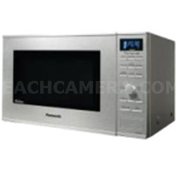1.2 Cu. Ft. Countertop Built-In Microwave Oven Stainless Steel - NN-SD681S