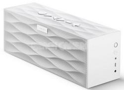 Big Jambox Wireless Bluetooth Speaker - White Wave - OPEN BOX