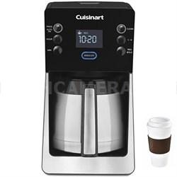Perfec Temp 12 Cup Coffee Maker - DCC-2900 + Copco To Go Cup Bundle