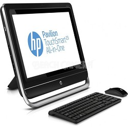 "Pavilion TouchSmart 23"" HD LED 23-f250 All-in-One Desktop PC - AMD A4-5300 Proc."