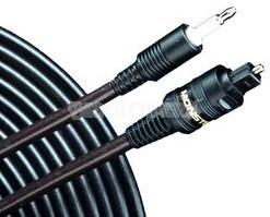 Interlink LightSpeed 100 Digital Fiber Optic-to-mini Optical Cable 2M (6.56 ft)
