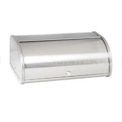 Brushed SS Bread Box