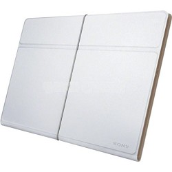 SGPCV3/W White Stylish Leather Cover for Xperia Tablet S