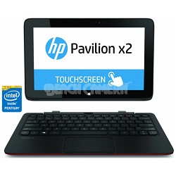 "Pavilion 11.6"" HD 11-h110nr X2 Notebook / Tablet PC - Intel Pentium N3520 Proc."