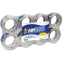 8-Pack Duck Invisible Tape Clear - 1067839