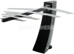 Indoor Amplified HD TV Antenna for Off-Air HDTV Reception - OPEN BOX