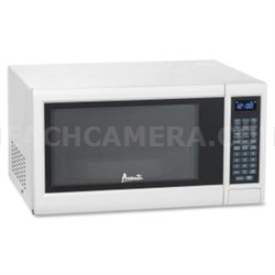 1.2 CF Electronic Microwave in White with Touch Pad - MO1250TW