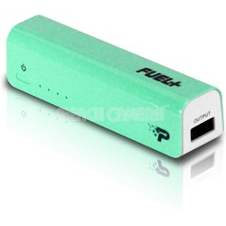 FUEL+ Mobile Rechargeable Battery 2200 mAh - Green