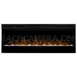 "Prism 50"" Wall Mount Electric Fireplace"