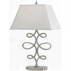 Rhythm Table Lamp in Foil - 8604-TL