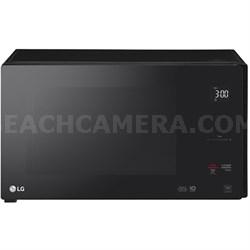 1.5 Cu.Ft. NeoChef Countertop Microwave in Smooth Black - LMC1575SB